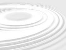 Onda blanca ilustración del vector