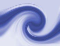 Onda blu Immagine Stock Libera da Diritti