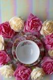 Onda cor-de-rosa 02 Foto de Stock Royalty Free