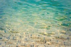 Onda de água Foto de Stock