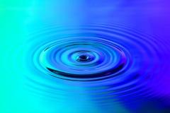 Onda de água Imagens de Stock