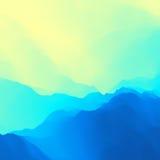 Onda de agua Superficie del agua Fondo de la naturaleza Modelo moderno Ilustración del vector para su agua dulce de design Fondo  Fotografía de archivo libre de regalías