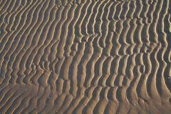 Onda de areia Foto de Stock