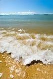Onda de la costa del Capricornio fotografía de archivo