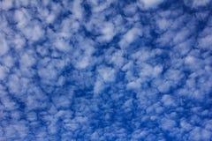 Onda de la nube Imagen de archivo