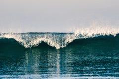 Onda de marea Imagenes de archivo