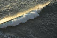 Onda de océano Fotos de archivo libres de regalías