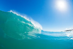 Onda de oceano Imagens de Stock