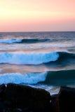 Onda de oceano Fotografia de Stock