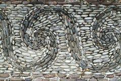 Onda de piedras Foto de archivo libre de regalías