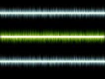 Onda de rádio Imagem de Stock