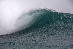Onda havaiana de Southshore fotos de stock royalty free