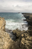 Onda 3 de Waterscape Imagenes de archivo