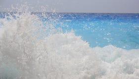 Onda del ‹del †del ‹del †del mare immagini stock