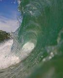 Onda del aislante de tubo en Costa Rica imagen de archivo libre de regalías