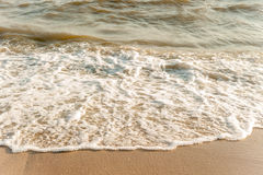 Onda del mún mar Foto de archivo