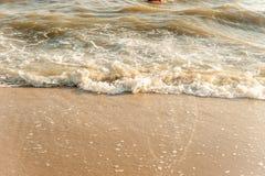 Onda del mún mar Fotos de archivo