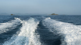 Onda del mar Fotos de archivo