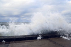 Onda del mar Imagenes de archivo