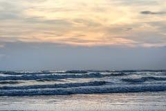 Onda del mar Fotos de archivo libres de regalías