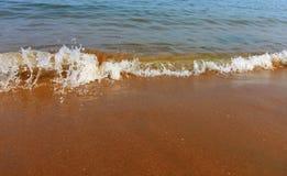 Onda del mare Immagini Stock Libere da Diritti