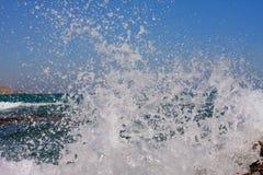 Onda del mare Immagine Stock Libera da Diritti
