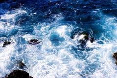 Onda dell'oceano immagine stock libera da diritti