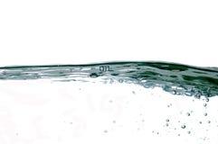 Onda di acqua fotografie stock