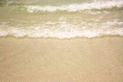 Onda di marea fotografie stock libere da diritti