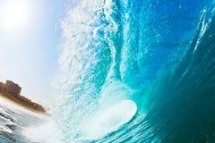 Onda di oceano Fotografie Stock