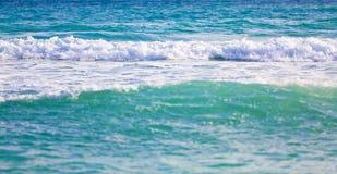 Onda di oceano Fotografia Stock