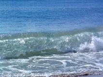 Rotolamento Wave immagini stock