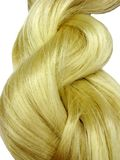 Onda do cabelo Fotografia de Stock