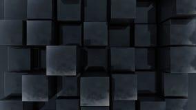 Onda do cubo Fotos de Stock