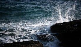 Onda do mar Fotos de Stock