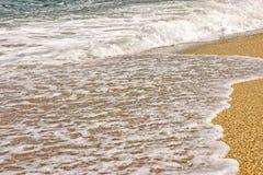 Onda do mar Fotografia de Stock