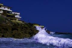 Onda do mar Imagem de Stock Royalty Free