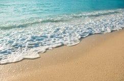 Onda do mar Foto de Stock