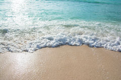 Onda do oceano Fotografia de Stock