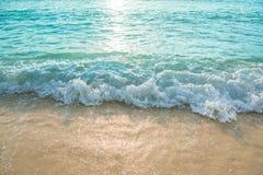 Onda do oceano Foto de Stock