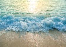 Onda do oceano Foto de Stock Royalty Free