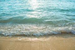 Onda do oceano Fotografia de Stock Royalty Free
