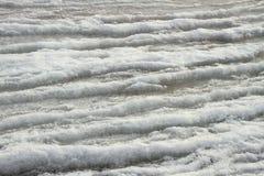 Onda gelida del mare Immagine Stock Libera da Diritti