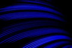 Onda ligera azul Imagenes de archivo