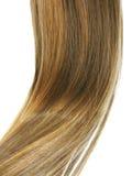 Onda lucida dei capelli Fotografia Stock