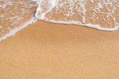Onda macia do mar Foto de Stock