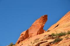 A onda no Arizona (10) Imagem de Stock