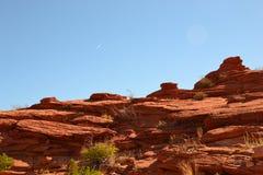 A onda no Arizona (15) Fotografia de Stock