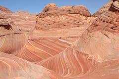 A onda no Arizona (35) Imagens de Stock