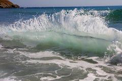 Onda no Mar Negro. Fotos de Stock Royalty Free